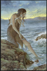 selkie-woman