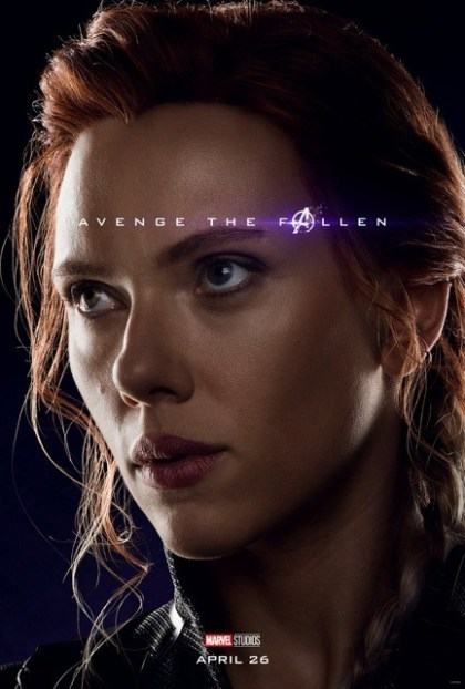 avengers-endgame-avenge-the-fallen-poster-black-widow